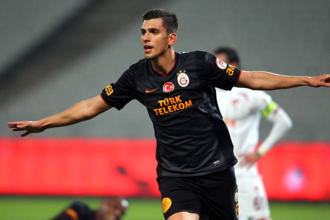 Galatasaray: 2 - Elazığspor: 0 (Ilk Yarı)