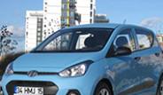 Hyundai'nin A Segmenti'ndeki Başarılı Temsilcisi: i10
