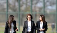 Kadın Hakemlerin İdolü Cüneyt Çakır