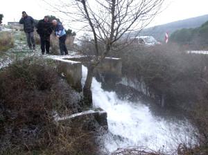 Yağışlarla Birlikte Şarköy'de Barajların Su Seviyesi Yükseliyor