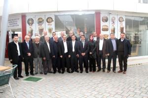 Başkan Yazıcı Eski ve Yeni Meclis Üyeleri ile Buluştu