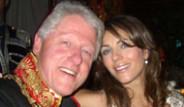 Bill Clinton, Elizabeth Hurley Aşkının Belgeleri