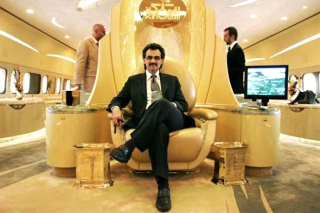 Suudi Prens İsviçre'de Otel Kapattırdı