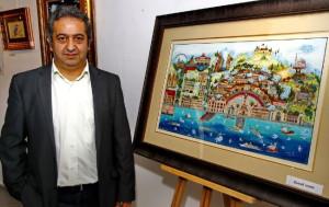 Minyatür İzmir Sergisi Ziyaretçilerini Bekliyor