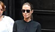 Angelina Jolie Ölüm Diyetinde