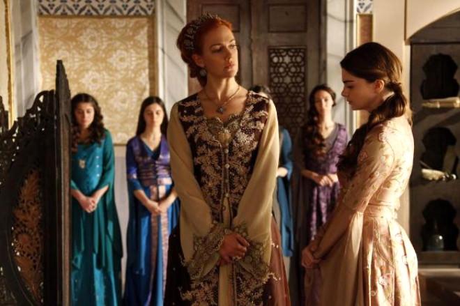 Meryem Uzerli 'Muhteşem Yüzyıl' İçin Geri Dönüyor