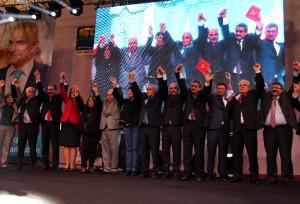 Aydın Mhp, Büyükşehir Projeleri ve İlçe Adaylarını Tanıttı