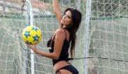 Futbol Tutkunu Model Sara Santos