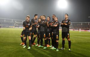 Medical Park Antalyaspor: 2 - Galatasaray: 1 (Ilk Yarı)