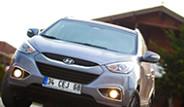 Hyundai'ın Başarılı Temsilcisi: ix35