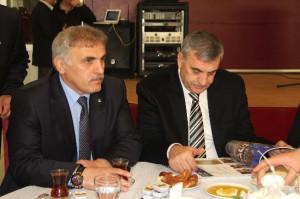 Başkan Toçoğlu Hgm'de Düzenlenen Programa Katıldı