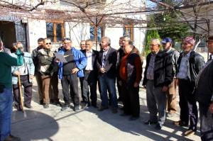 Edremit'te Köylünün Taş Ocağı Tepkisi