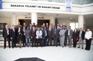 Satso Uluslararası Alım Heyetini Sakarya'ya Getirdi