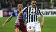 Juventus, Trabzonspor'u 2-0 Mağlup Etti