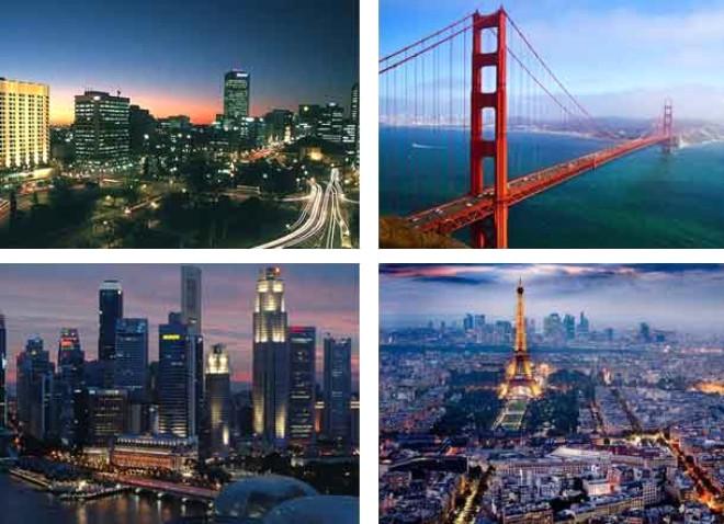 Yaşamak İçin En İyi Şehirler
