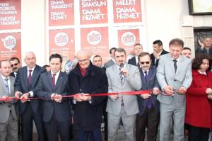 AK Parti Yakakent Skm Açılışı