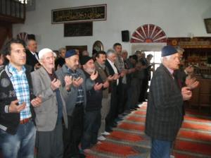 Yüzlerce Vatandaş Yağmur Duasına Katıldı