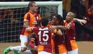 Galatasaray:1 Beşiktaş:0