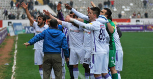 Orduspor, Tavşanlı Linyitspor'u 3-0 Yendi
