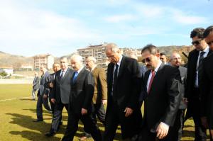Vali Kemelek'in Cenazesi Iskilip'te Toprağa Verildi