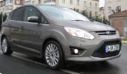 Ailelerin Vazgeçilmez Tercihi Yeni Ford C-Max