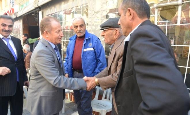 DSP Bayraklı Belediye Başkan Adayı Hütseyin Aslan Açıklaması