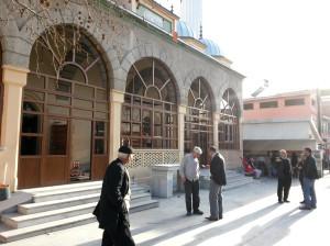 Orhaneli'ndeki Asırlık Durdu Bey Camisi Restore Ediliyor