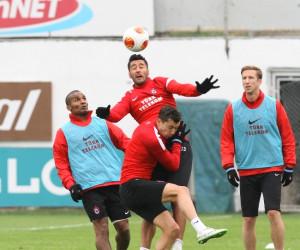 Trabzonspor, Juventus Maçı Hazırlıklarına Başladı