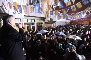 Başkan Toçoğlu Serdivan'da Stk, Esnaf ve Vatandaşlar ile Bir Araya Geldi