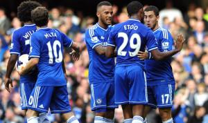 Chelsea, Galatasaray Maçı Hazırlıklarını Tamamladı