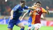 Galatasaray-Chelsea Mücadelesi 1-1 Bitti