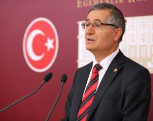 MHP Milletvekili Özcan Yeniçeri, TBMM'de Basın Toplantısı Düzenledi.
