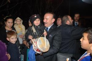 Başkan Doğan Roman Vatandaşlarla Bir Araya Geldi