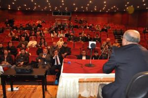 Nihat Ali Özcan ve Hayati İnanç, Sanatseverlerle Buluştu