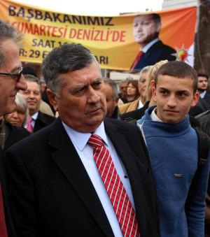 CHP Genel Başkan Yardımcısı Keskin Denizli'de