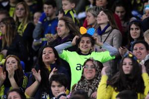 Fenerbahçe: 0 - Gençlerbirliği: 0 (Ilk Yarı)