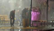 Ankara'daki Protestolara Polisten Sert Müdahale