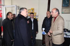 Başkan Toçoğlu Karasu'da Seçim Çalışmalarına Katıldı