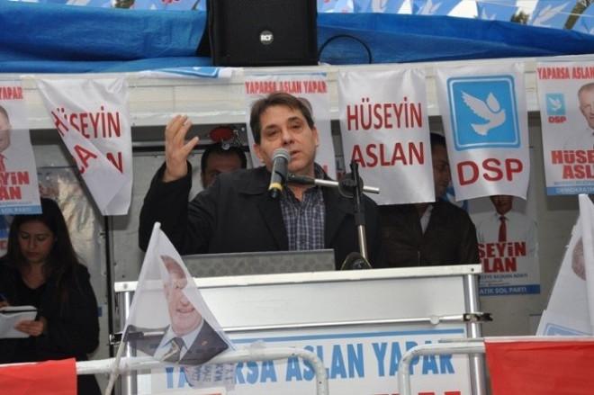 Dspli Aslan'dan Gövde Gösterisi