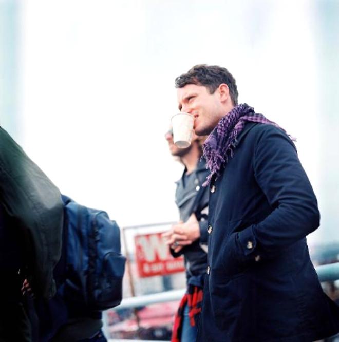 Elijah Wood, İstanbul'da Çektirdiği Fotoğrafı Paylaştı