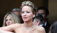 Jennifer Lawrence, Oscar Ödülleri Gecesinde Fena Düştü