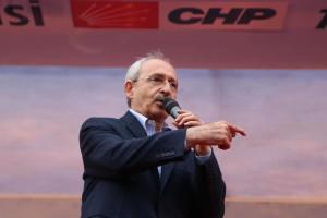 CHP Genel Başkanı Kılıçdaroğlu, Edirne'de Açıklaması
