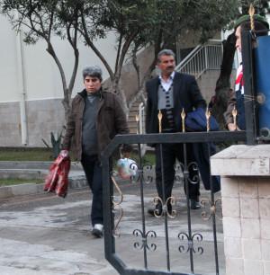Mehmet Öcalan, İmralı Adasına Gidiyor