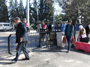 Mehmet Öcalan, İmralı Adası'na Gidiyor -