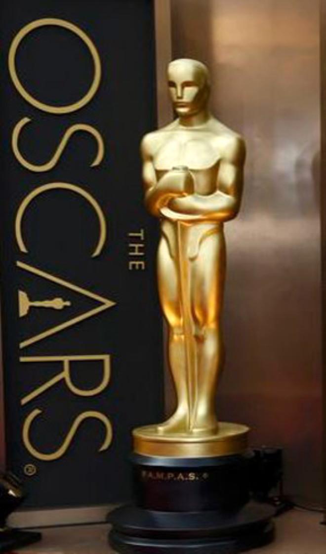 Oscar Gecesinde Şıklık Yarışı