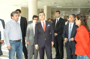 Mersin Üniversitesi'nde Öğrencilerden Eylem