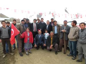 MHP Aziziye Belediye Başkan Adayı Ahmet Murat Resuloğlu Açıklaması