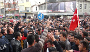 Aksaray'da HDP Binasına Saldırı