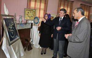Afyonkarahisar'da H. Nermin Erbakan Hanımlar Lokali Açıldı