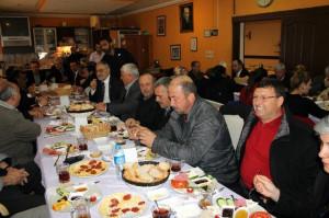 AK Parti Foça Adayı Keleş'e, Şengül Desteği